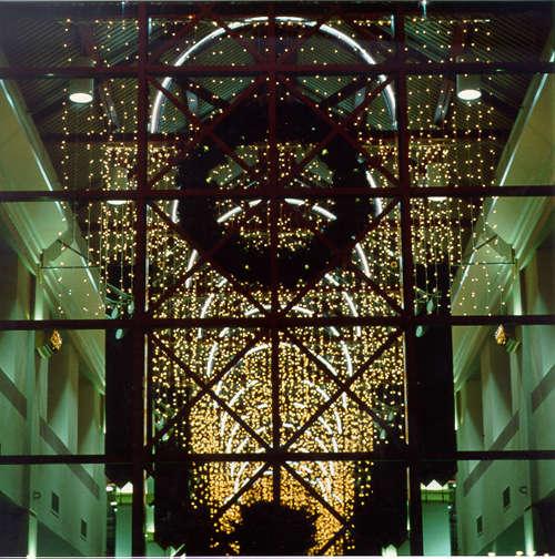 Mall Christmas Lights Design and Production