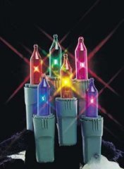 Commercial Quality Miniature Multi Color Lights